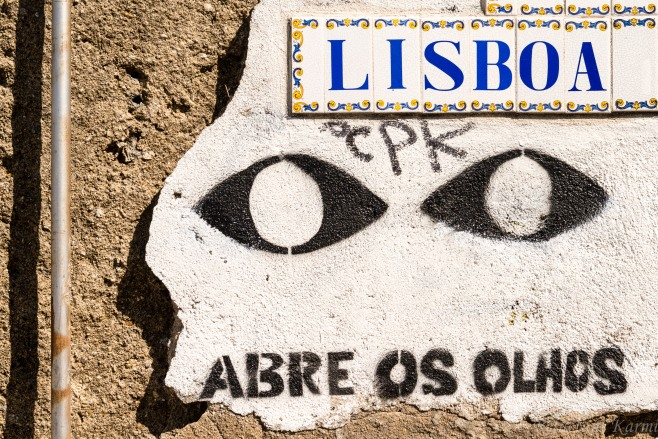 Lisboa graffiti – The revolution is coming (viI)